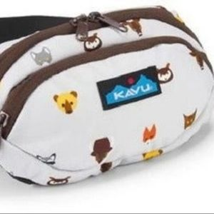 Kavu critters fanny pack